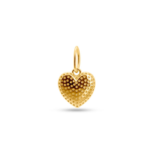 HEART NECKLACE CHARM