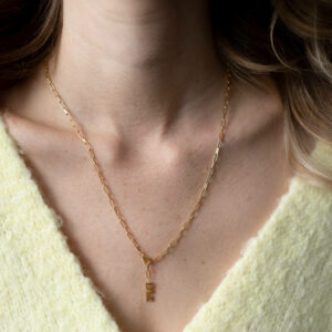 OPEN CHAIN NECKLACE