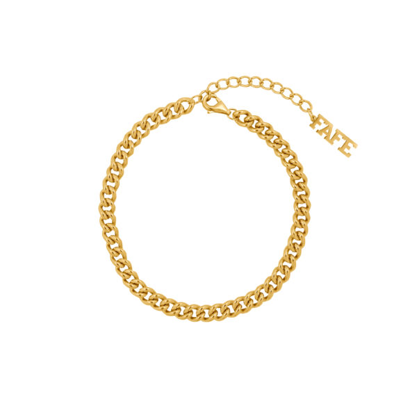 Power Bracelet Gold Fafe Collection