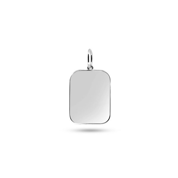 SQUARE COIN SILBER