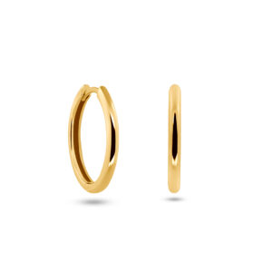 Basic Hoops Classic Gold Fafe Collection