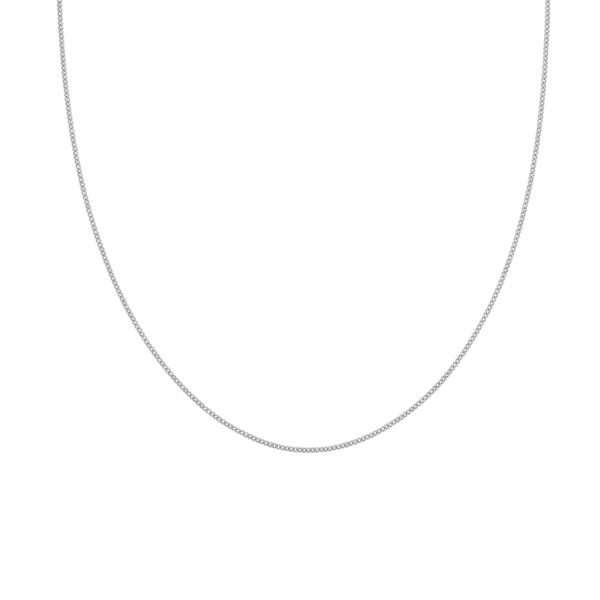 Basic Necklace Silber Fafe Collection