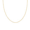 Basic Necklace Gold Fafe Collection