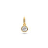 Classic Necklace Charm Gold Fafe Collection