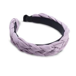 Medi Headband Purple Accessoires Fafe Collection