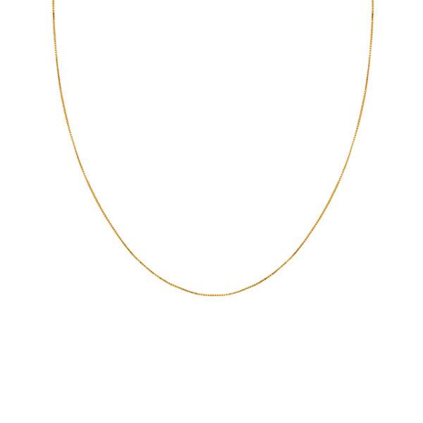 Shiny Chain Gold 2