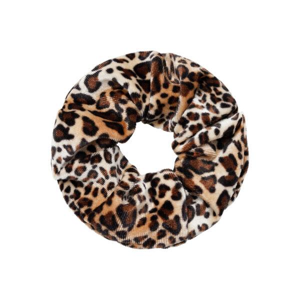 Velvet Scrunchie Leo Fafe Collection Onlineshop