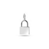 Lock Necklace Charm Silber Fafe Collection Onlineshop