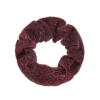 Medi Scrunchie Sparkling Rust Fafe Collection Onlineshop