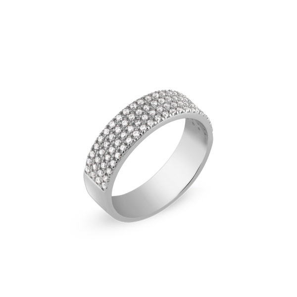 SHINY CLASSIC RING SILBER