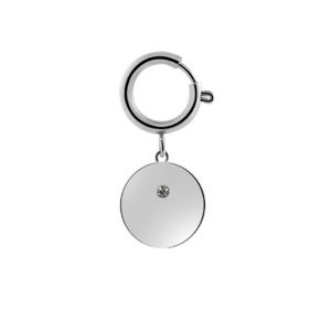 Fafe Collection Coin Silber Zirkonia
