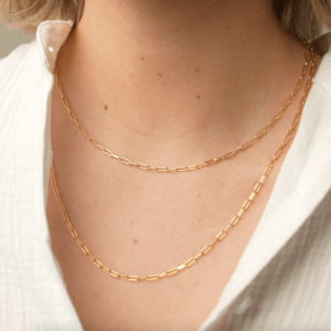 OPEN CHAIN BASIC NECKLACE