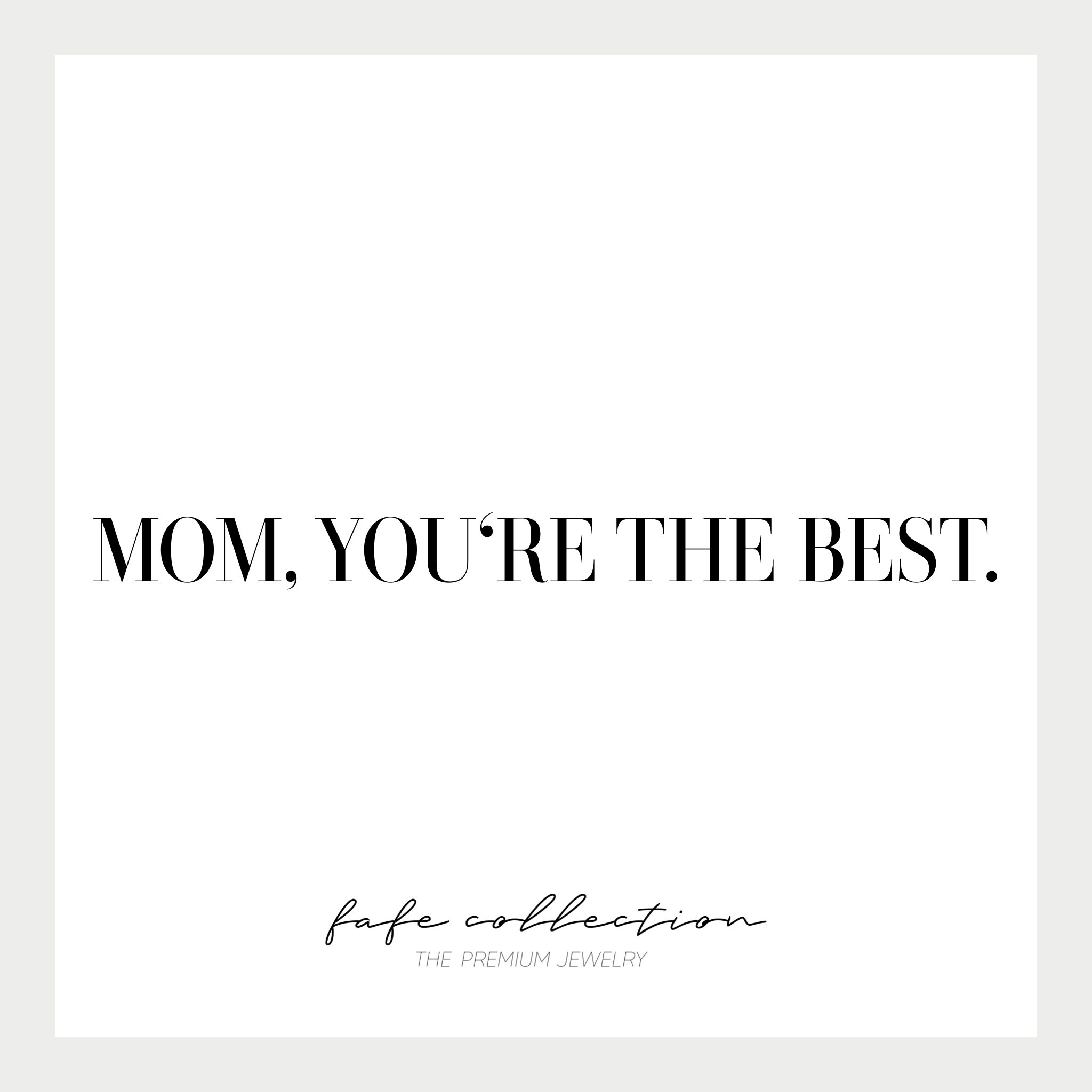 Mom best