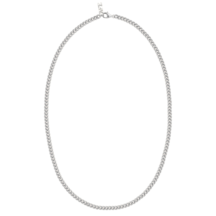 POWER NECKLACE SILBER
