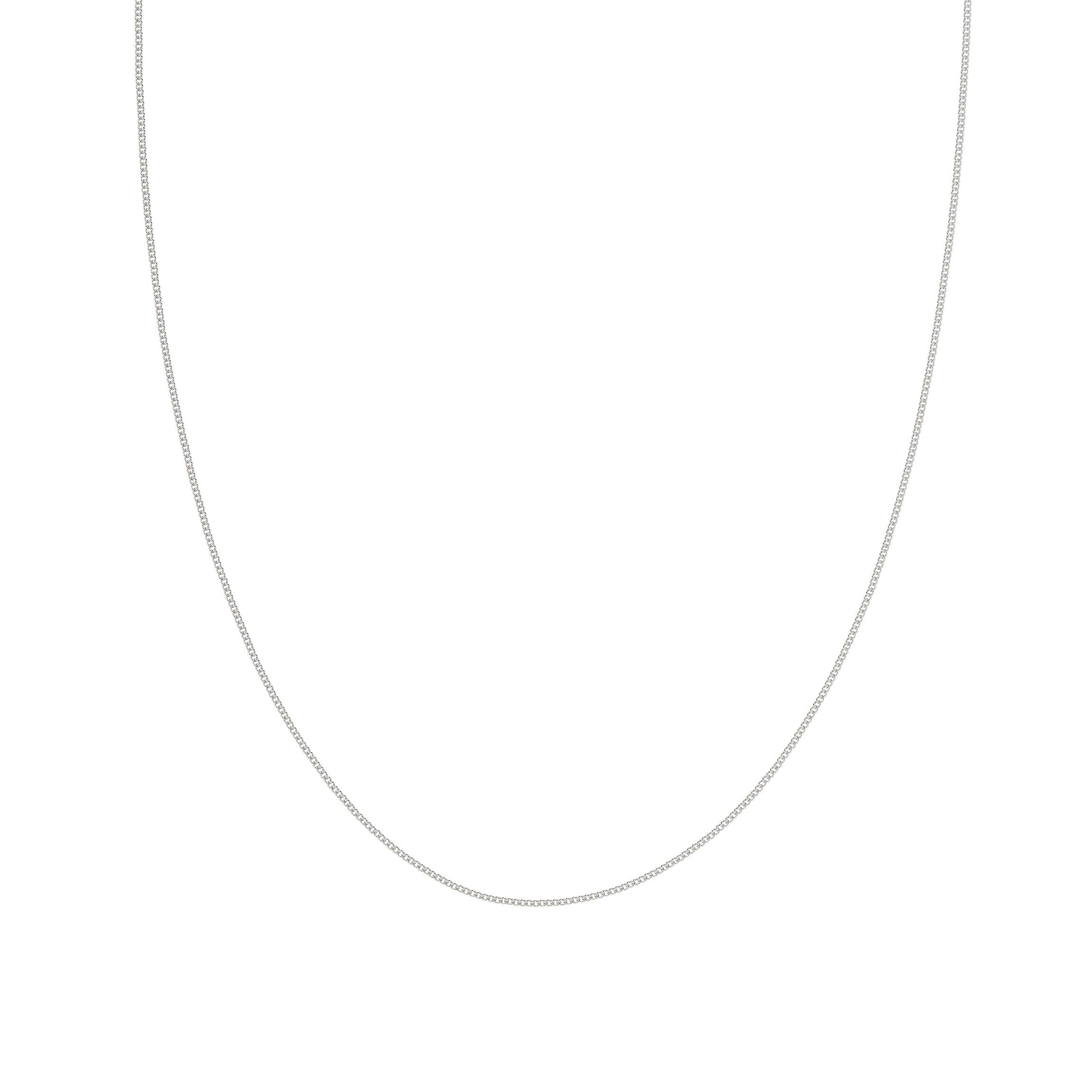 Basic Chain Silber 65