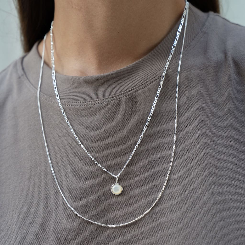 Basic Chain Silber